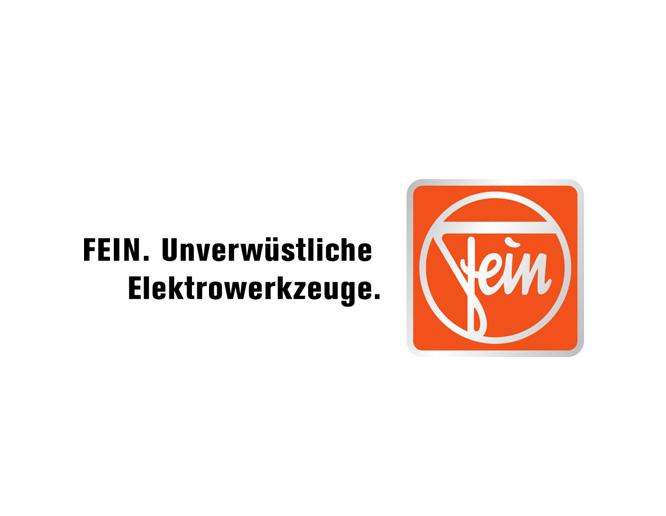 Fein歷史最悠久的高質量電動工具品牌